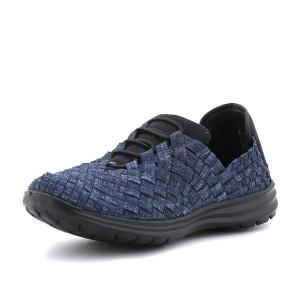 מוצרי ברני מב לנשים Bernie Mev Victoria - כחול כהה