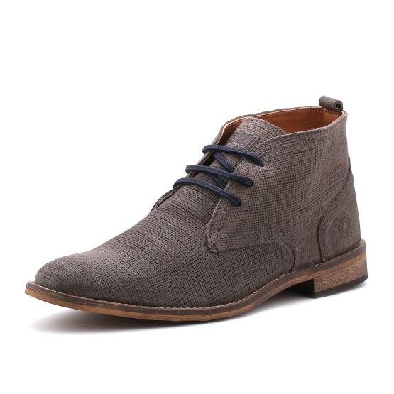 נעלי בולבוקסר לגברים Bullboxer Harry - אפור