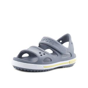 נעלי Crocs לפעוטות Crocs Crocband II Sandal PS - אפור