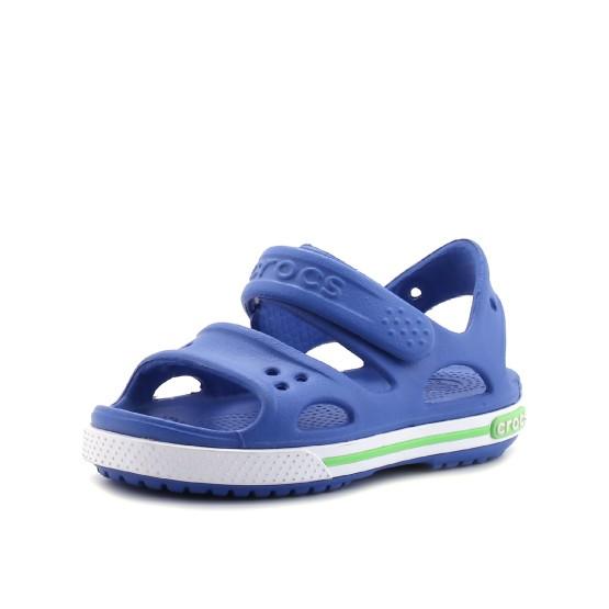 נעלי Crocs לפעוטות Crocs Crocband II Sandal PS - כחול