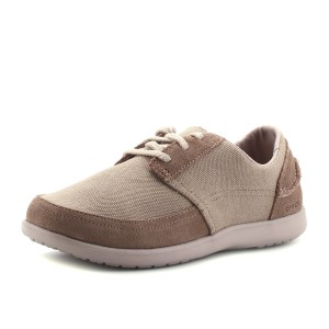 נעלי Crocs לגברים Crocs Crocs Reymont Lace up - בז'