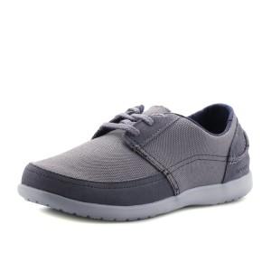 מוצרי Crocs לגברים Crocs Crocs Reymont Lace up - אפור