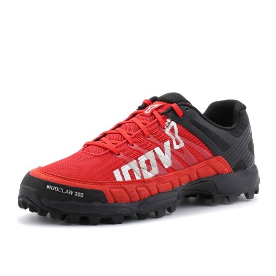 מוצרי אינוב 8 לגברים Inov 8 Mudclaw 300 - שחור/אדום