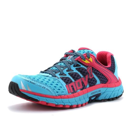 נעלי אינוב 8 לנשים Inov 8 Roadclaw 275 - ורוד/כחול