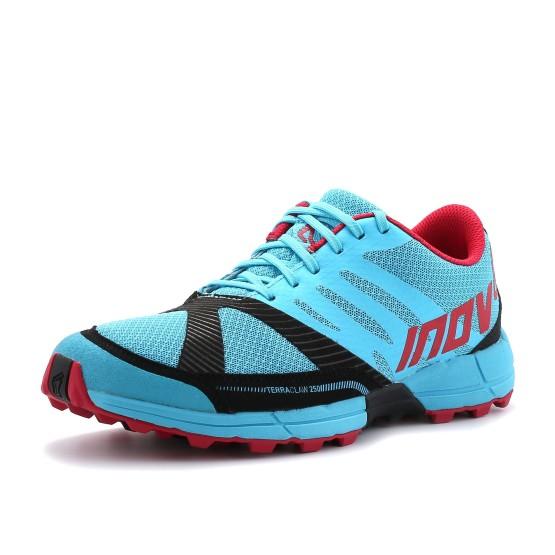 נעלי אינוב 8 לנשים Inov 8 Terraclaw 250 - תכלת