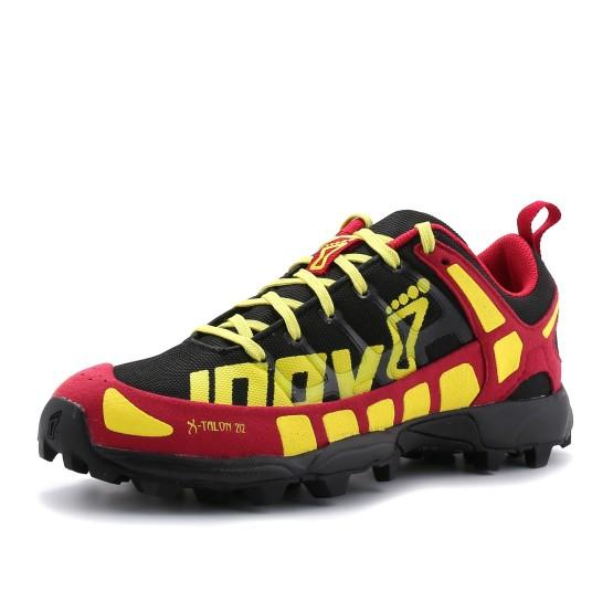 נעלי אינוב 8 לנשים Inov 8 X-Talon 212 - שחור/אדום