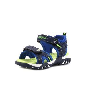 נעלי מגמה לילדים Magma Sandal Strap - כחול/ירוק