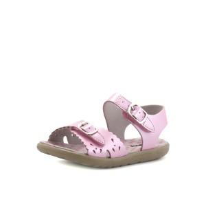 נעלי קנדי לילדות Candy Sandal Flower - ורוד
