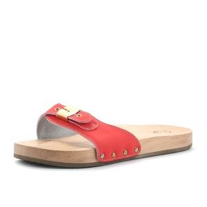 נעלי שול לנשים Scholl Pescura Sporty - אדום
