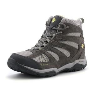 נעלי קולומביה לנשים Columbia Dakota Drifter Mid WP - אפור