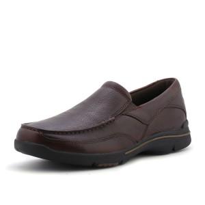 נעלי רוקפורט לגברים Rockport Eberdon - חום