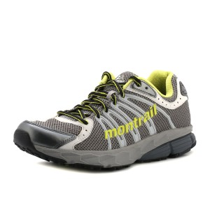 נעלי מונטרייל לגברים Montrail Fluidbalance - אפור