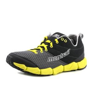 נעלי מונטרייל לגברים Montrail Fluidflex II - שחור