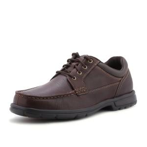 נעלי רוקפורט לגברים Rockport ITW Moc Toe Ox - חום