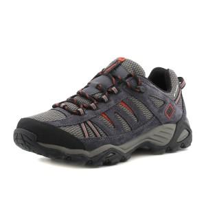 נעלי קולומביה לגברים Columbia North Plains - אפור