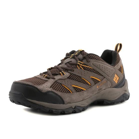 נעלי קולומביה לגברים Columbia  Plains Ridge - חום