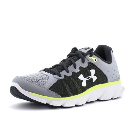 נעלי אנדר ארמור לגברים Under Armour Micro G Assert 6 - אפור