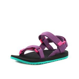נעלי שורש לילדים Source Urban - סגול