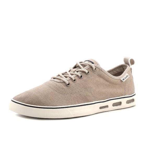 נעלי קולומביה לגברים Columbia Vulc N Vent Lace - בז'
