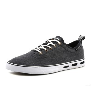 נעלי קולומביה לגברים Columbia Vulc N Vent Lace - שחור