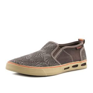 נעלי קולומביה לגברים Columbia Vulc N Vent Slip - חום