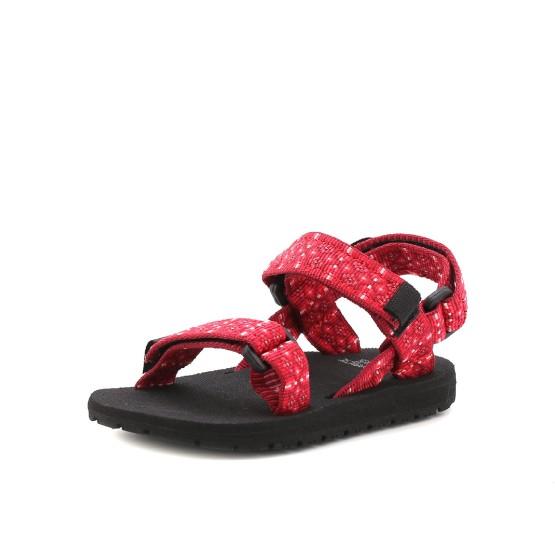 נעלי שורש לילדים Source Classic - אדום