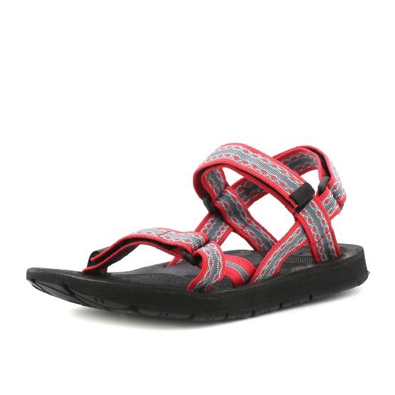 נעלי שורש לנשים Source Stream - אפור/אדום