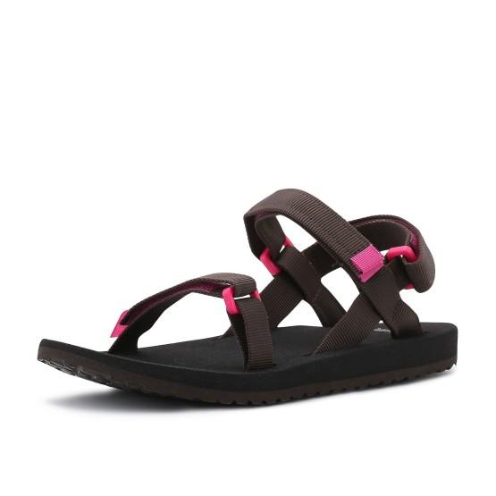 נעלי שורש לנשים Source Urban - חום