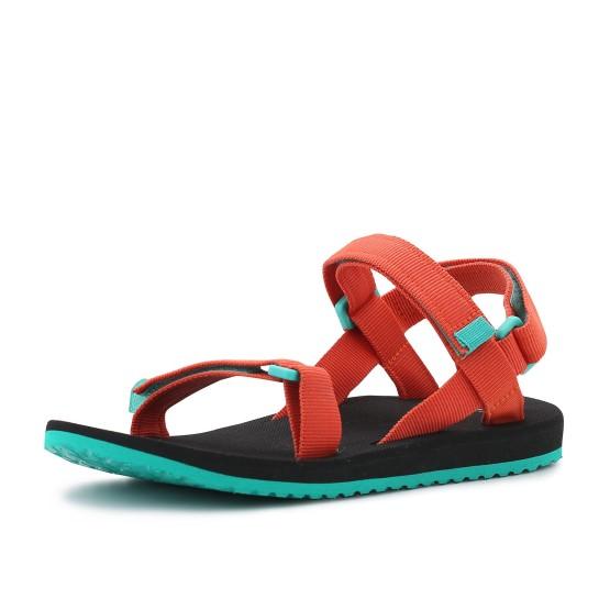 נעלי שורש לנשים Source Urban - כתום