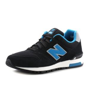 נעלי ניו באלאנס לגברים New Balance ML565 - שחור/כחול