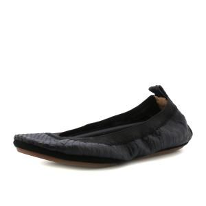 נעלי יוסי סמרה לנשים Yosi Samra Ballerina 182 - שחור