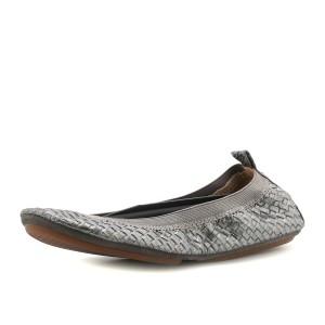 נעלי יוסי סמרה לנשים Yosi Samra Ballerina 341 - כסף