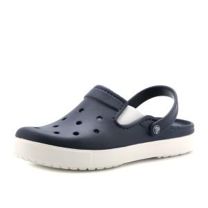 מוצרי Crocs לנשים Crocs CitiLane Clog - כחול כהה