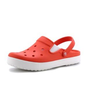 נעלי Crocs לנשים Crocs CitiLane Clog - כתום