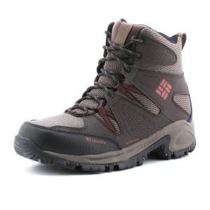 נעלי קולומביה לגברים Columbia Liftop II - חום כהה