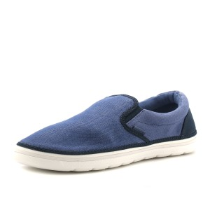 מוצרי Crocs לגברים Crocs Norlin Canvas Slip-On - כחול