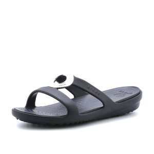 מוצרי Crocs לנשים Crocs Sanrah Beveled Circle - שחור
