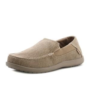 נעלי Crocs לגברים Crocs Santa Cruz 2 Luxe - בז'