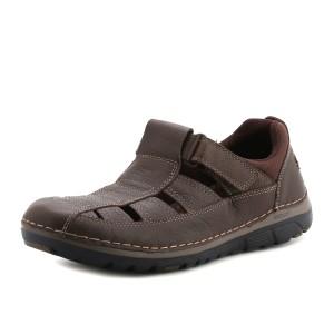 נעלי רוקפורט לגברים Rockport Zonecush RCSPT Fisherman - חום כהה