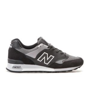 מוצרי ניו באלאנס לגברים New Balance M577 - אפור/שחור