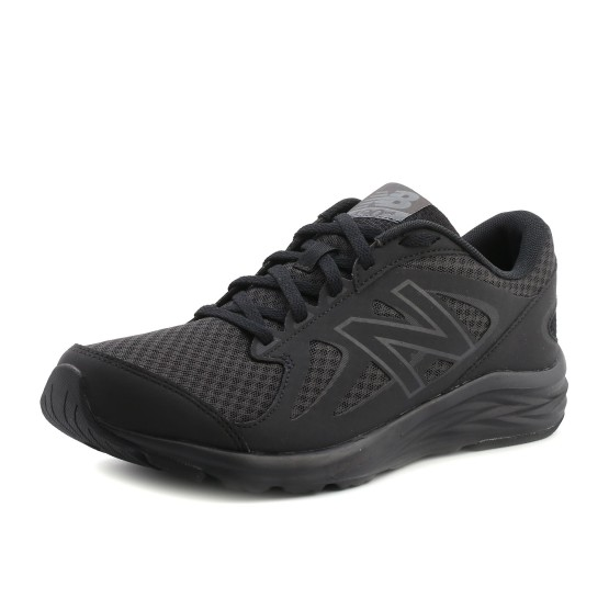 נעלי ניו באלאנס לגברים New Balance M490 V4 - שחור מלא