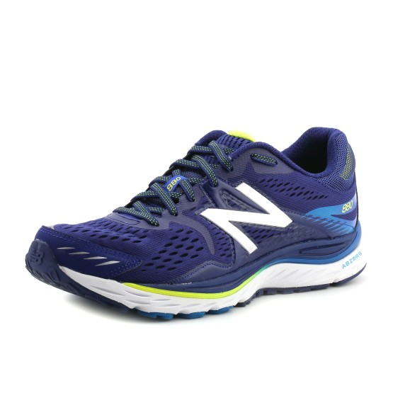 נעלי ניו באלאנס לגברים New Balance M880 V6 - כחול כהה