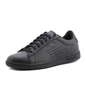 נעלי לה קוק ספורטיף לגברים Le Coq Sportif Arthur Ashe Luxe - שחור