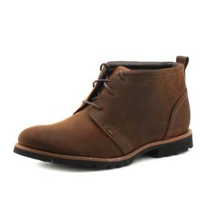 נעלי רוקפורט לגברים Rockport Charson - חום