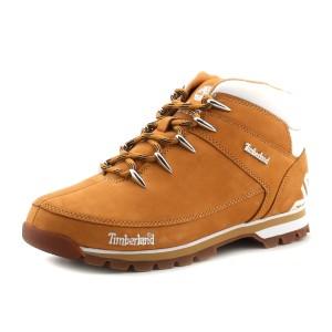 מוצרי טימברלנד לגברים Timberland Euro Sprint Hiker - חום/לבן