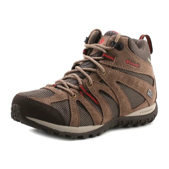 נעלי קולומביה לנשים Columbia Grand Canyon Mid Outdry - חום