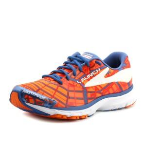 נעלי ברוקס לגברים Brooks Launch 3 - כתום