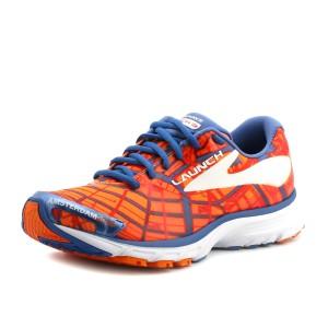נעלי ברוקס לנשים Brooks Launch 3 - כתום
