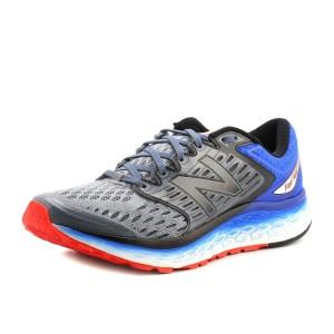 נעלי ניו באלאנס לגברים New Balance M1080 V6 - אפור/כחול