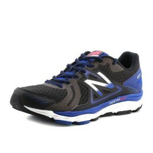 נעלי ניו באלאנס לגברים New Balance M670 V5 - שחור/כחול